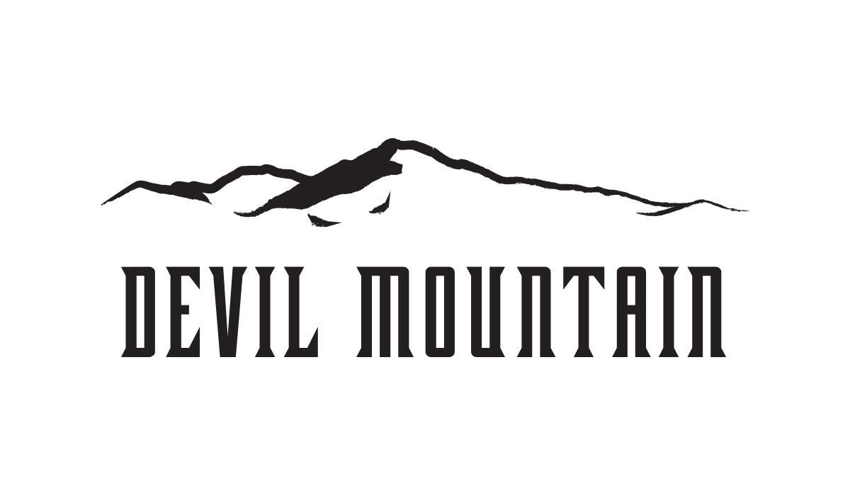 Devil Mountain logo design