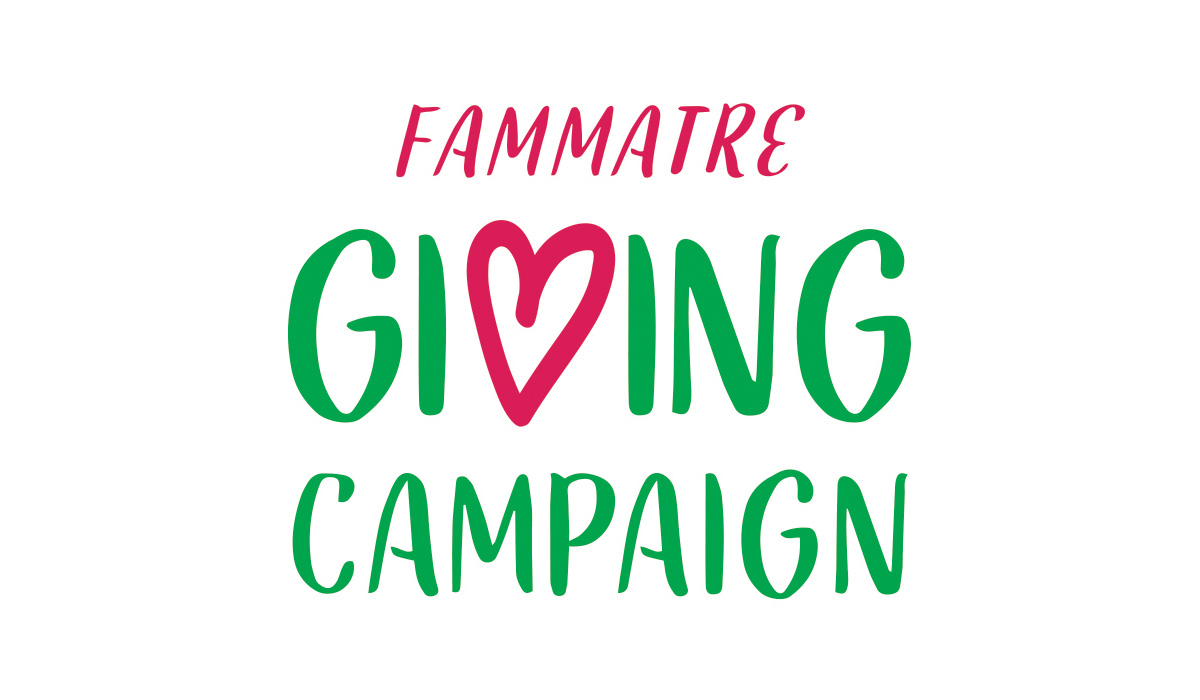 Logo for Giving Campaign