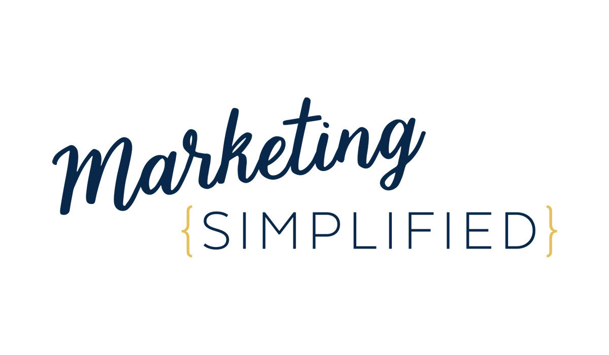 Marketing Simplified logo design